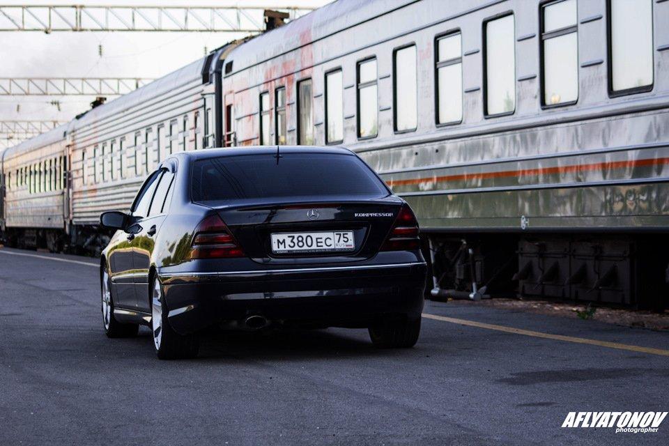 Mercedes-Benz C230 Kompressor, W203 (10)