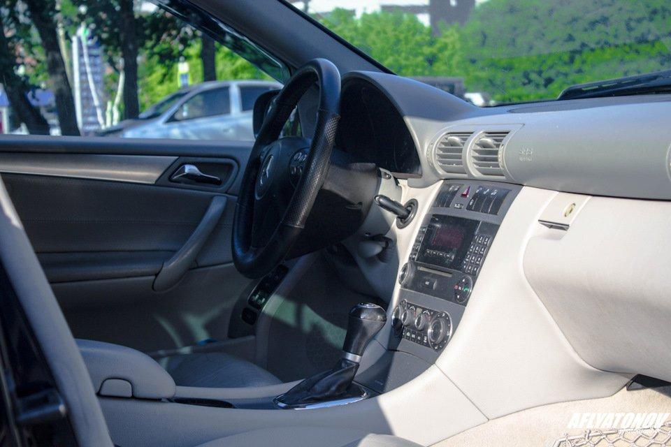 Mercedes-Benz C230 Kompressor, W203 (16)