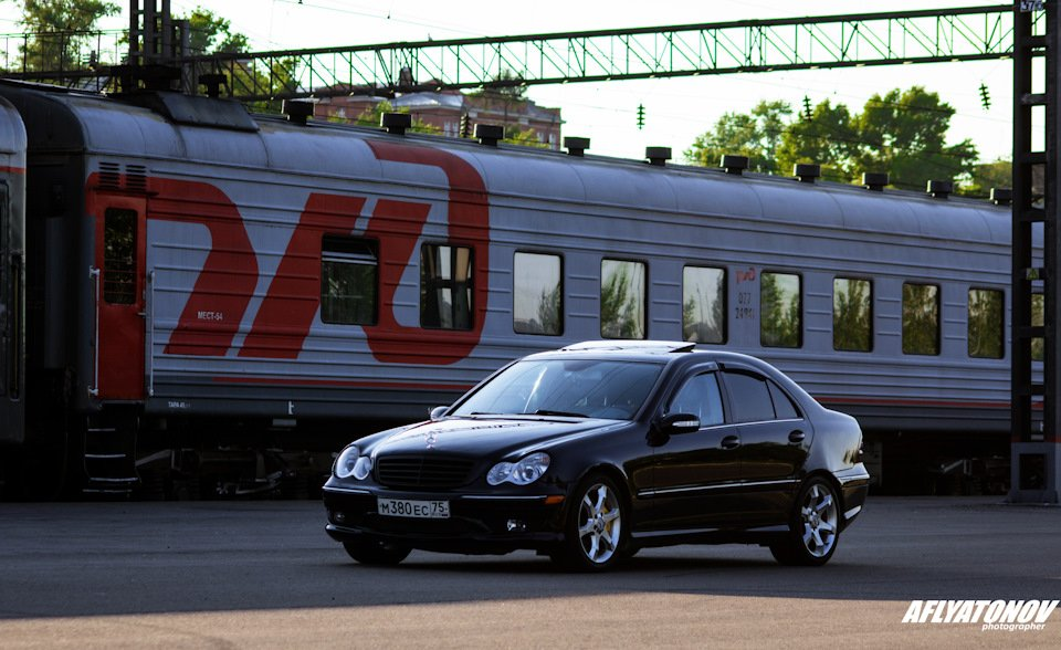 Mercedes-Benz C230 Kompressor, W203 (20)