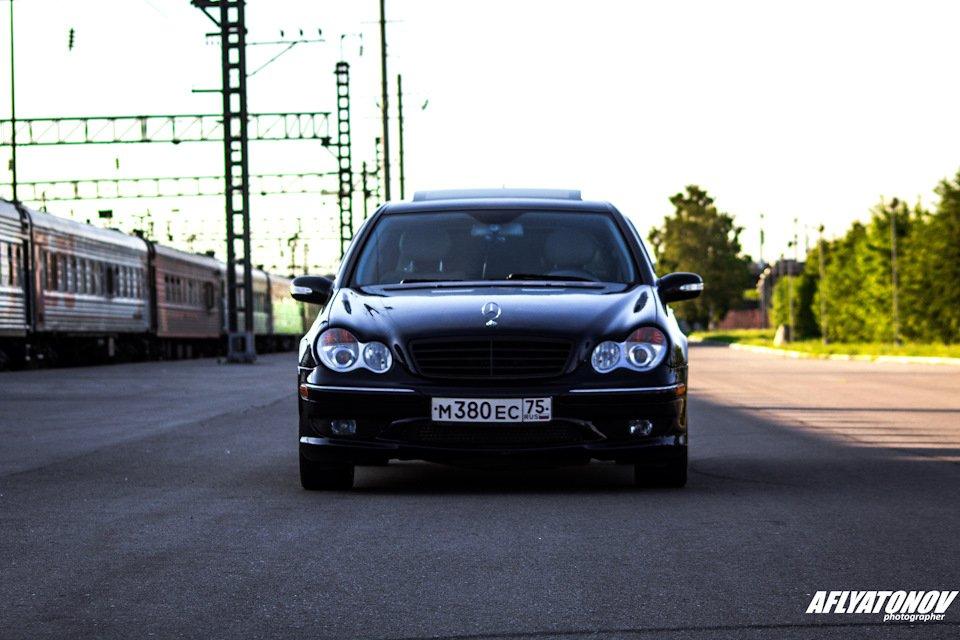 Mercedes-Benz C230 Kompressor, W203 (22)