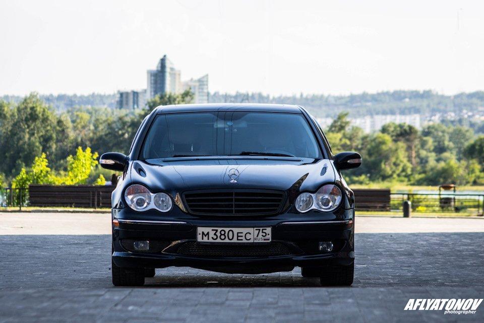Mercedes-Benz C230 Kompressor, W203 (28)