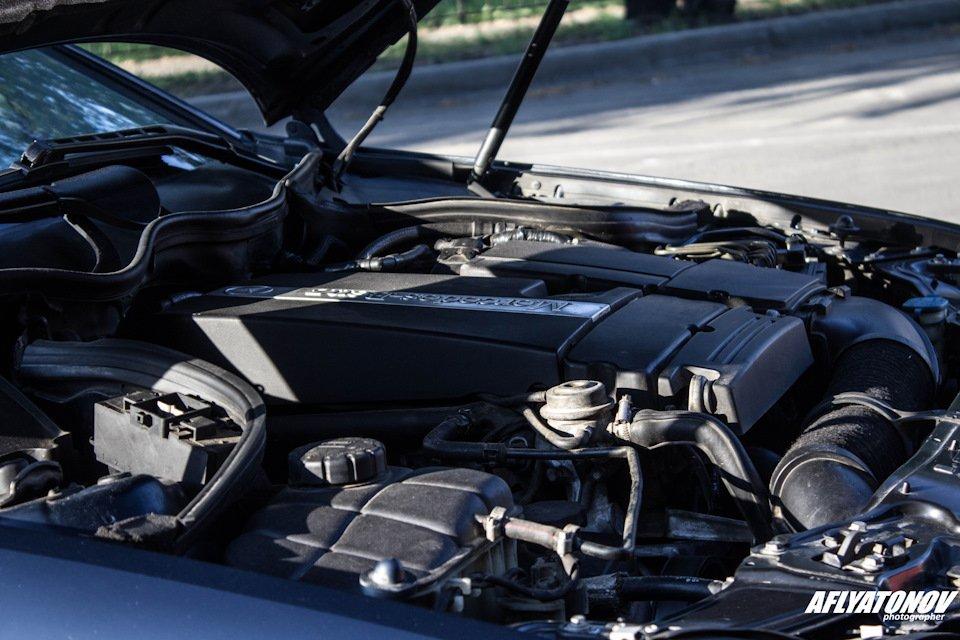 Mercedes-Benz C230 Kompressor, W203 (2)