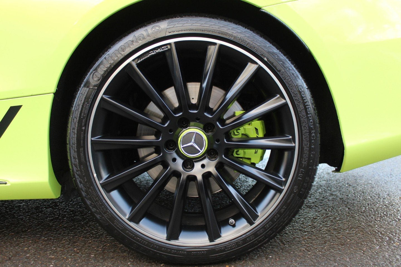 Mercedes-Benz C43 AMG 4MATIC PREMIUM 460BHP (100)