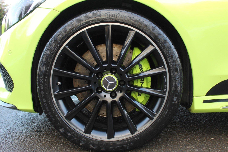 Mercedes-Benz C43 AMG 4MATIC PREMIUM 460BHP (101)