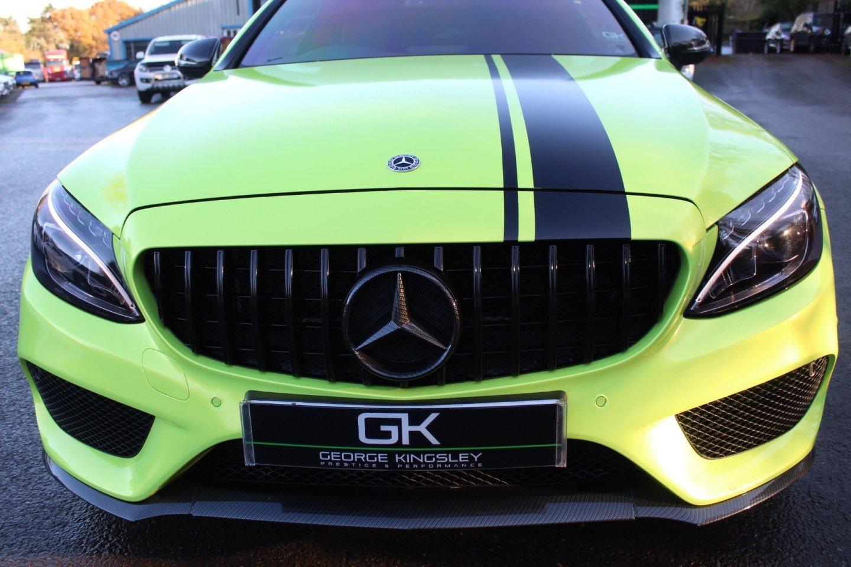 Mercedes-Benz C43 AMG 4MATIC PREMIUM 460BHP (10)