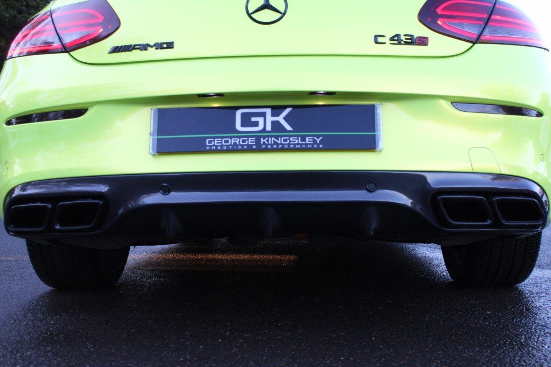 Mercedes-Benz C43 AMG 4MATIC PREMIUM 460BHP (32)