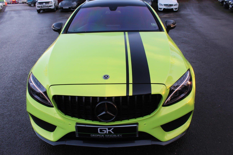 Mercedes-Benz C43 AMG 4MATIC PREMIUM 460BHP (40)