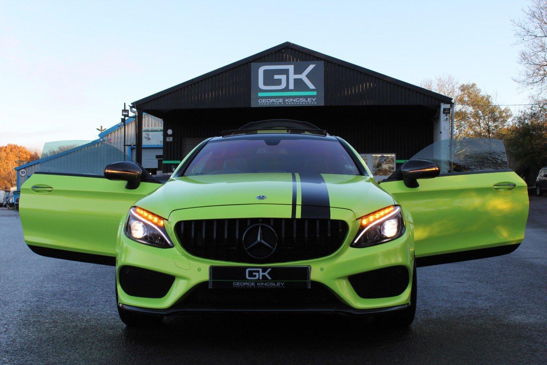 Mercedes-Benz C43 AMG 4MATIC PREMIUM 460BHP (42)