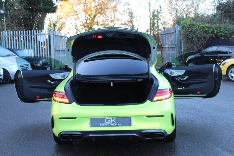 Mercedes-Benz C43 AMG 4MATIC PREMIUM 460BHP (45)