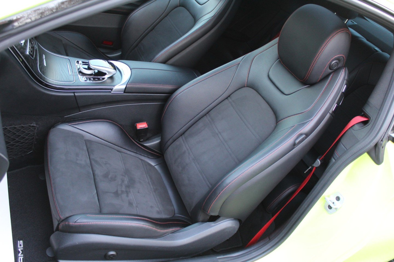 Mercedes-Benz C43 AMG 4MATIC PREMIUM 460BHP (50)