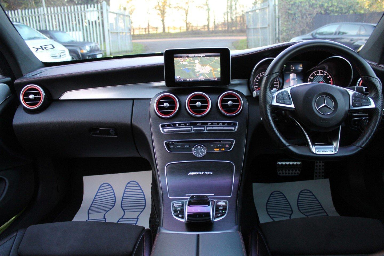 Mercedes-Benz C43 AMG 4MATIC PREMIUM 460BHP (57)