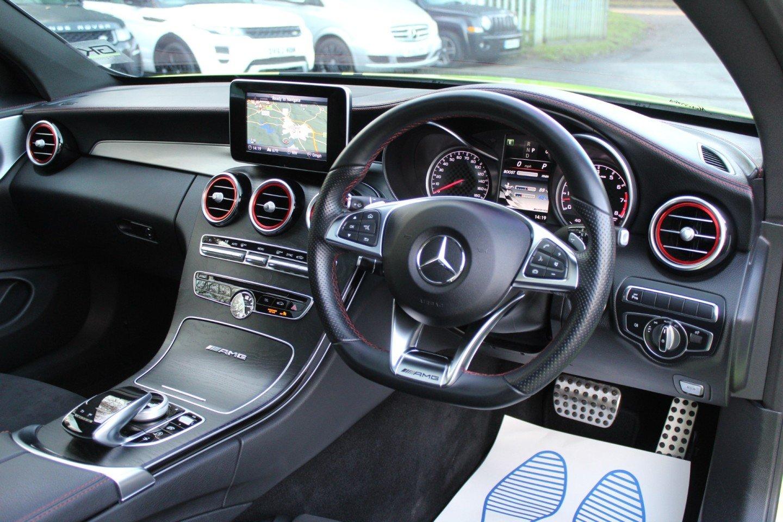 Mercedes-Benz C43 AMG 4MATIC PREMIUM 460BHP (65)