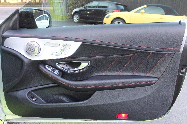 Mercedes-Benz C43 AMG 4MATIC PREMIUM 460BHP (66)
