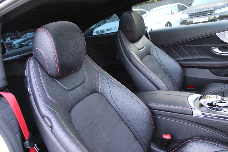 Mercedes-Benz C43 AMG 4MATIC PREMIUM 460BHP (69)