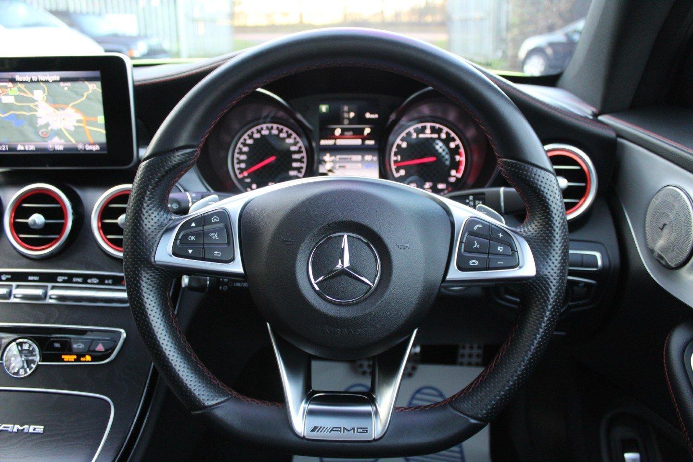 Mercedes-Benz C43 AMG 4MATIC PREMIUM 460BHP (70)