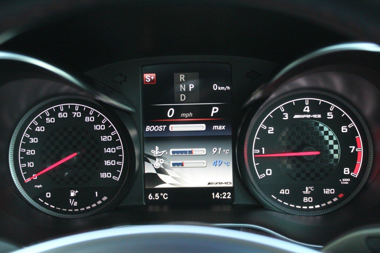 Mercedes-Benz C43 AMG 4MATIC PREMIUM 460BHP (71)