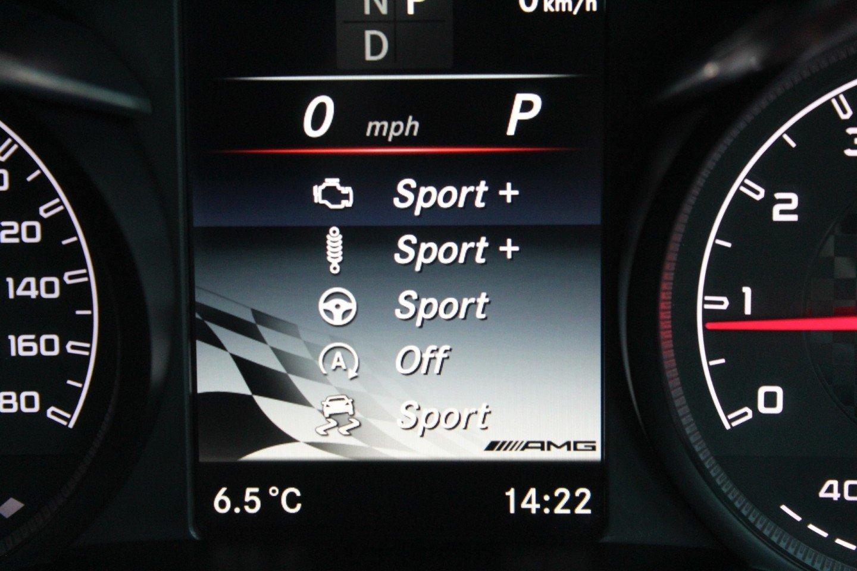 Mercedes-Benz C43 AMG 4MATIC PREMIUM 460BHP (72)