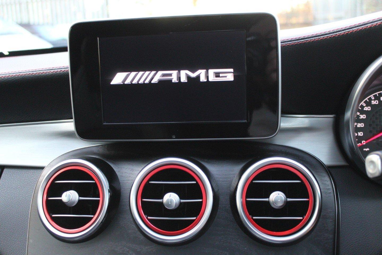 Mercedes-Benz C43 AMG 4MATIC PREMIUM 460BHP (75)