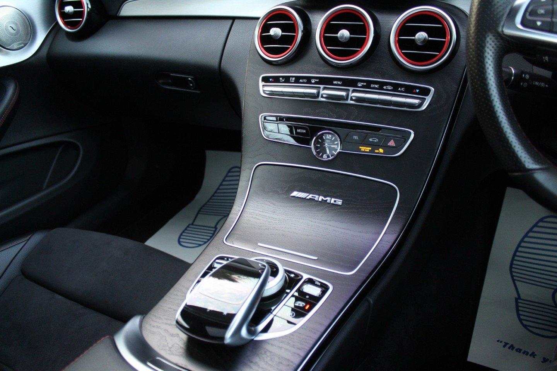 Mercedes-Benz C43 AMG 4MATIC PREMIUM 460BHP (84)