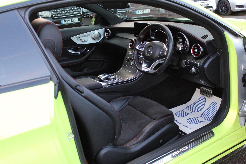 Mercedes-Benz C43 AMG 4MATIC PREMIUM 460BHP (92)