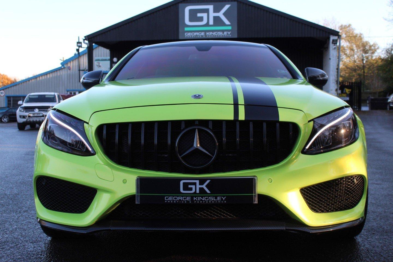Mercedes-Benz C43 AMG 4MATIC PREMIUM 460BHP (9)
