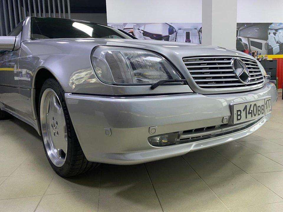 Mercedes-Benz CL500 C140 320HP 1998 (10)