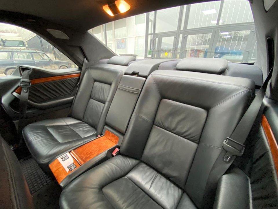 Mercedes-Benz CL500 C140 320HP 1998 (24)