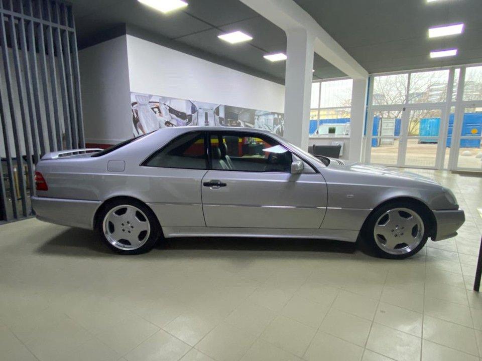 Mercedes-Benz CL500 C140 320HP 1998 (3)