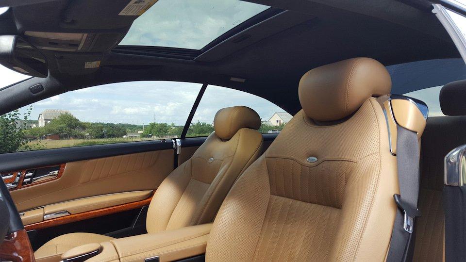 Mercedes-Benz CL550 AMG 2007 388HP W216 (12)