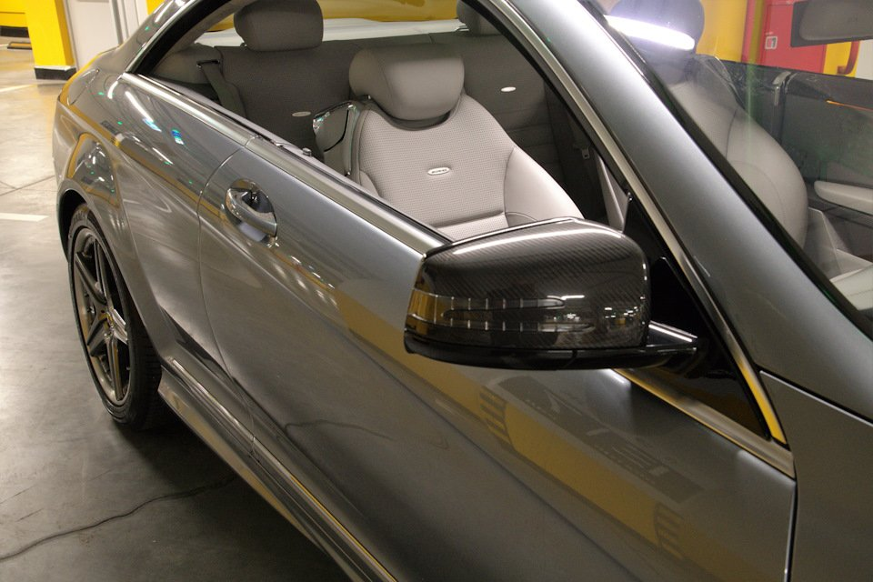 Mercedes-Benz CL63 AMG Perfomance Pack W216 (21)