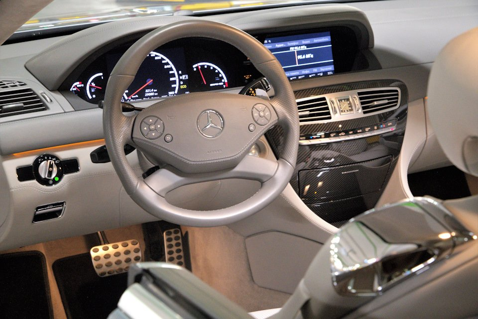 Mercedes-Benz CL63 AMG Perfomance Pack W216 (22)