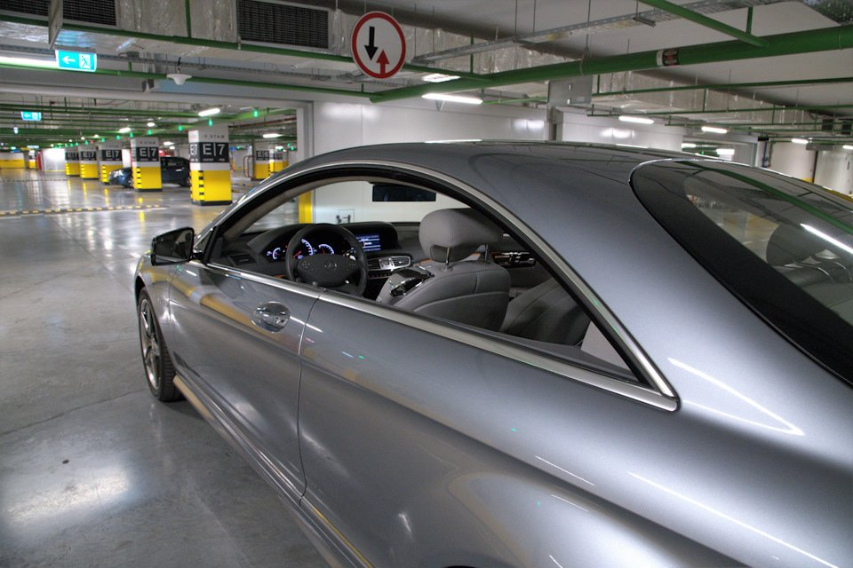 Mercedes-Benz CL63 AMG Perfomance Pack W216 (24)