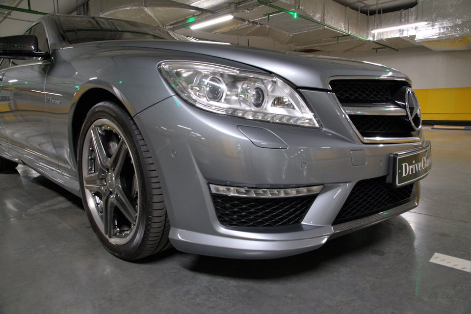 Mercedes-Benz CL63 AMG Perfomance Pack W216 (2)