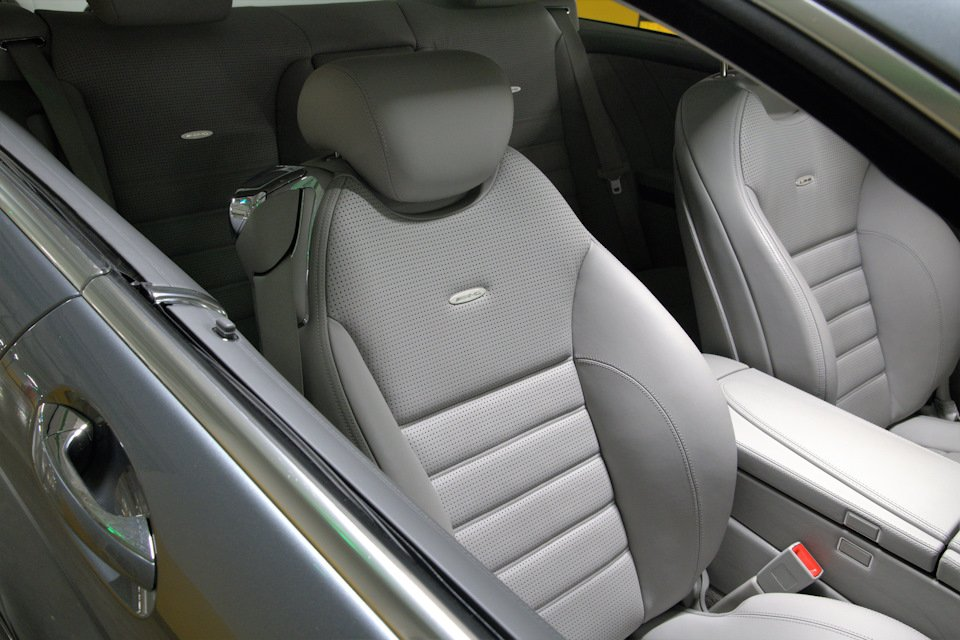 Mercedes-Benz CL63 AMG Perfomance Pack W216 (8)