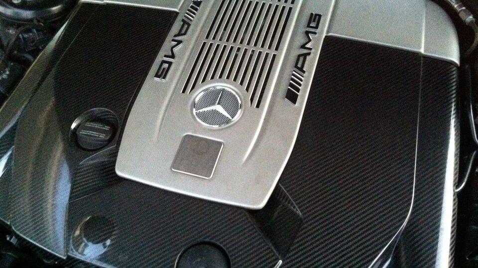 Mercedes-Benz CL65 AMG W215 (11)