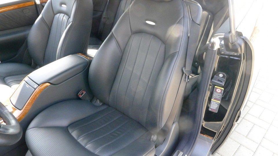 Mercedes-Benz CL65 AMG W215 (8)