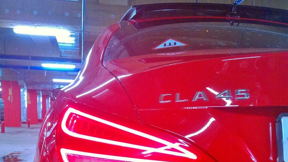 Mercedes-Benz CLA45 AMG (3)