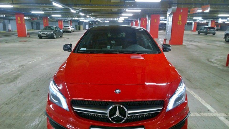 Mercedes-Benz CLA45 AMG (5)