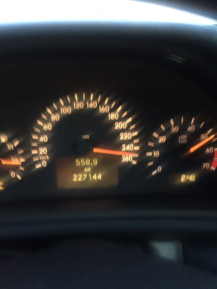 Mercedes-Benz CLK 3.2 W208 KLEEMANN (102)