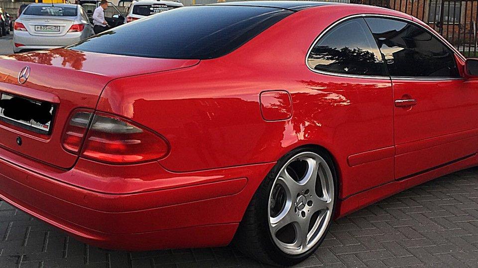 Mercedes-Benz CLK 3.2 W208 KLEEMANN (111)
