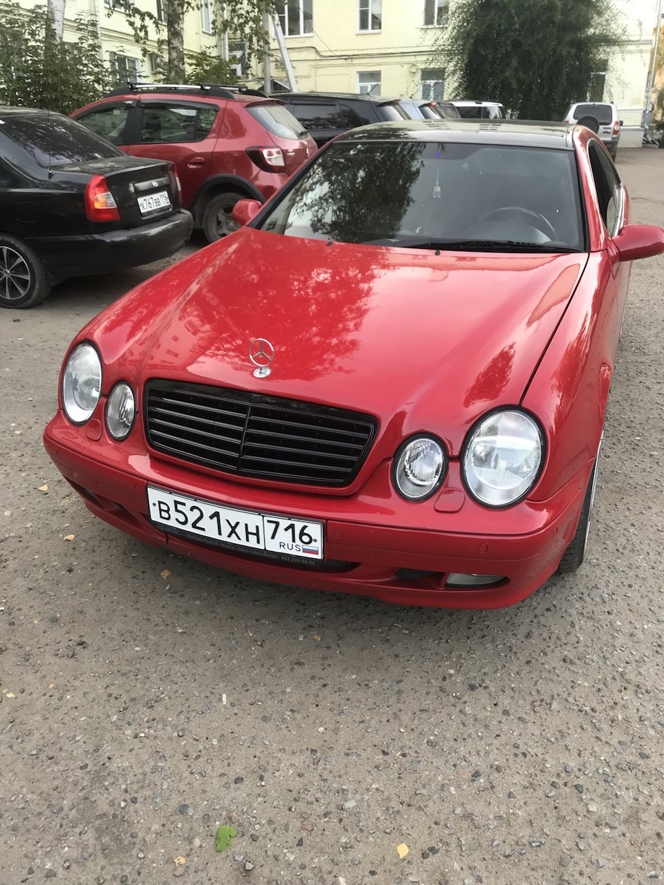 Mercedes-Benz CLK 3.2 W208 KLEEMANN (121)
