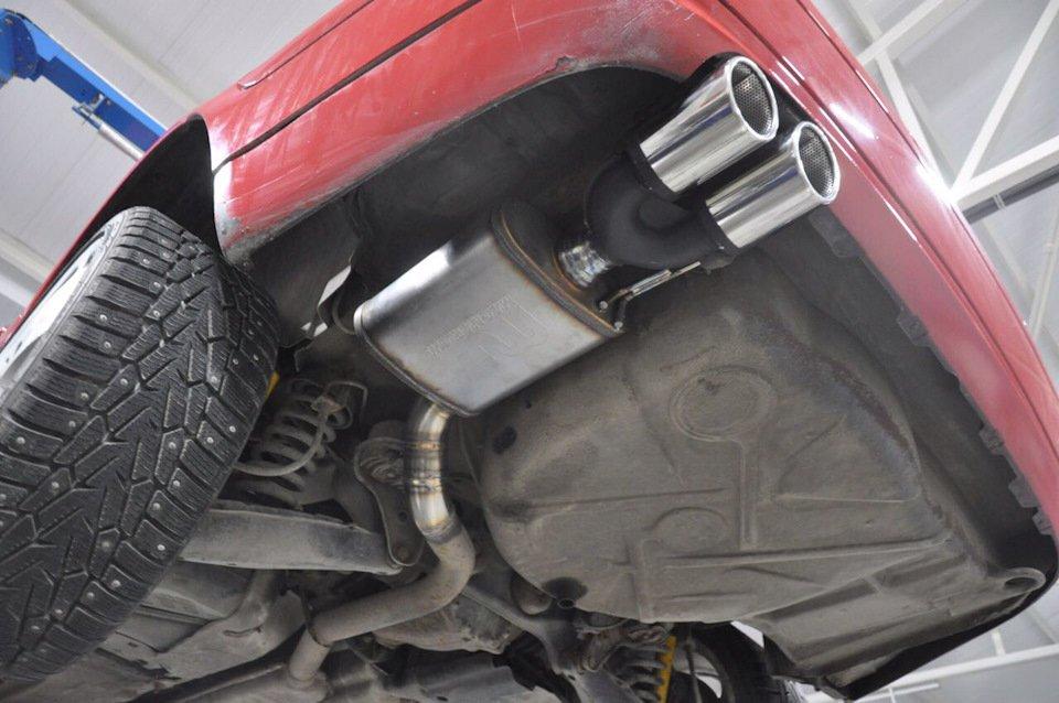 Mercedes-Benz CLK 3.2 W208 KLEEMANN (122)