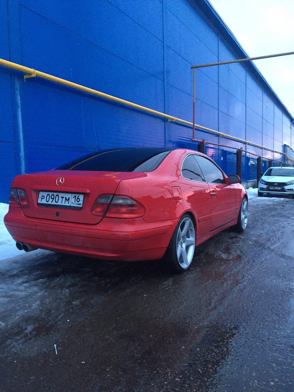 Mercedes-Benz CLK 3.2 W208 KLEEMANN (126)