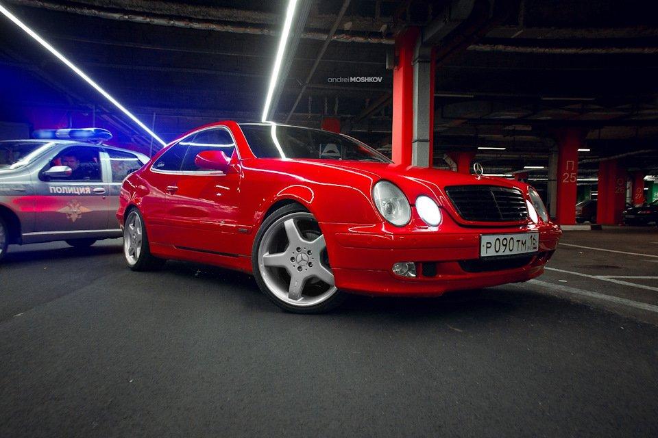 Mercedes-Benz CLK 3.2 W208 KLEEMANN (12)