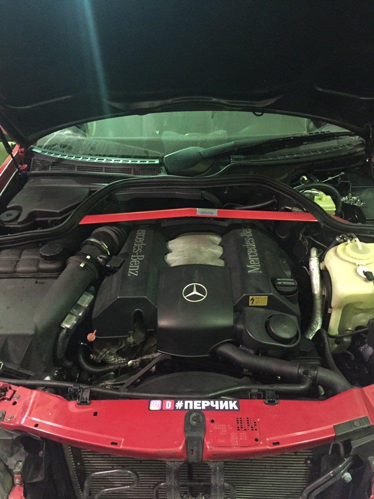 Mercedes-Benz CLK 3.2 W208 KLEEMANN (19)