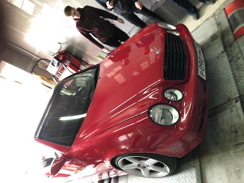Mercedes-Benz CLK 3.2 W208 KLEEMANN (1)