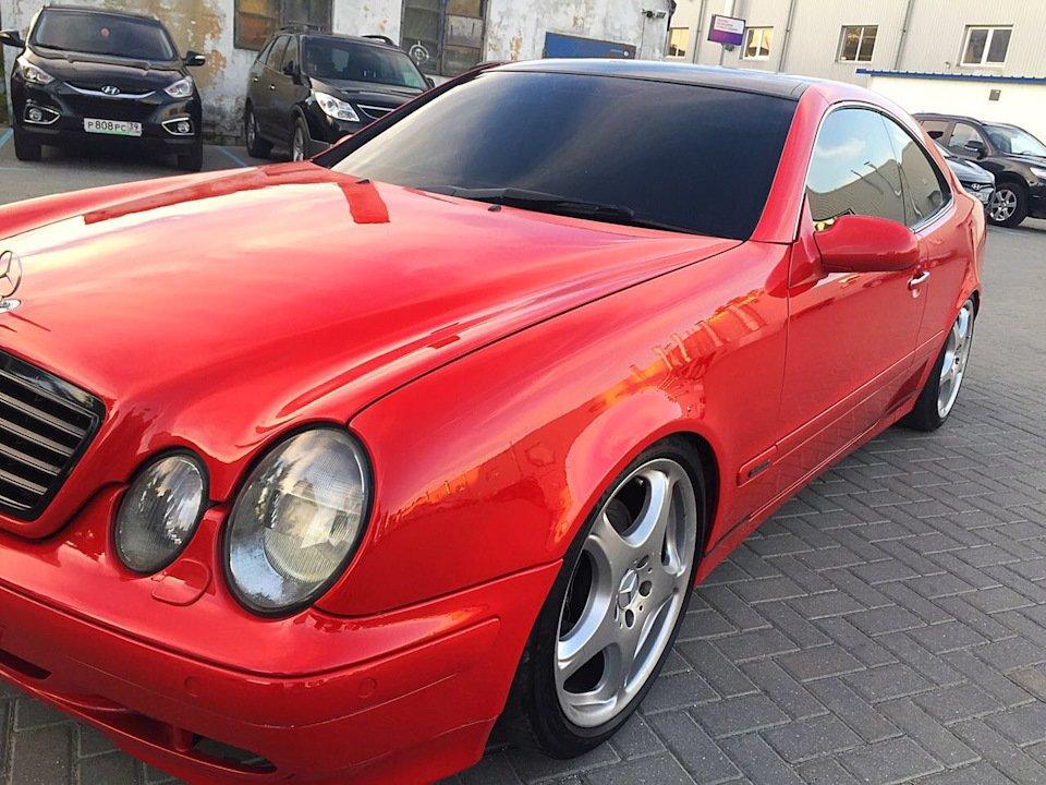 Mercedes-Benz CLK 3.2 W208 KLEEMANN (22)