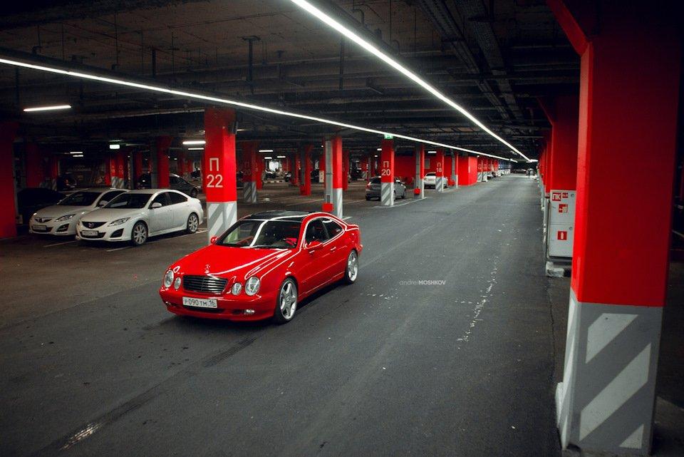 Mercedes-Benz CLK 3.2 W208 KLEEMANN (25)
