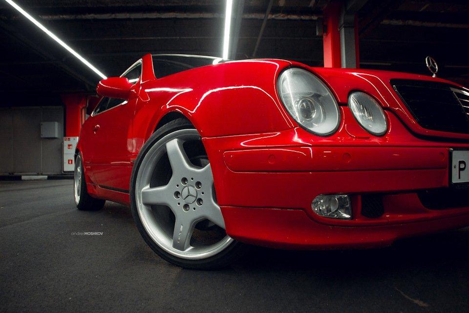 Mercedes-Benz CLK 3.2 W208 KLEEMANN (27)