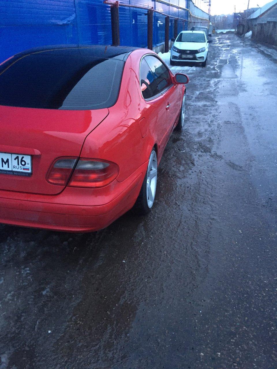 Mercedes-Benz CLK 3.2 W208 KLEEMANN (2)